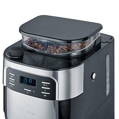 [amazon.de] Severin KA 4812 Kaffeeautomat mit Mahlwerk und Thermo-Kanne für 113 €