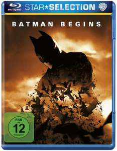 Batman Begins (Blu-ray) für 5,55€ (Amazon Prime & Dodax)