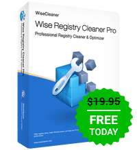 Wise Registry Cleaner Pro 9.5.4 (PC)