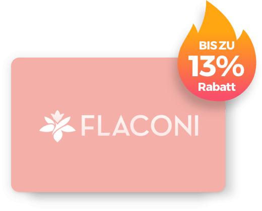 [Zeek] Beauty Special – bis zu 13% auf Geschenkkarten von Flaconi und Douglas