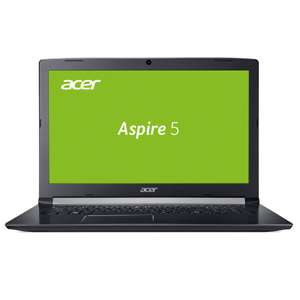 "[NBB Vorbestellung] Acer Aspire 5 (A517-51G-817F) 17,3"" Full HD IPS Intel Core i7-8550U 8GB DDR4 1TB + 512GB SSD GeForce MX150 Windows 10"