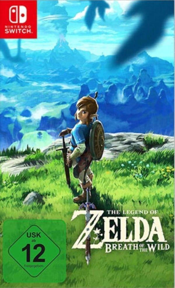 [Lokal?] Switch - Zelda Breath of the wild