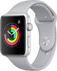 [digitec.ch - Schweiz] Apple Watch Series 3 - 42mm - GPS - silber