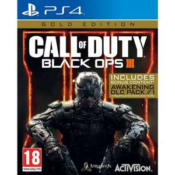 Call of Duty: Black Ops III Gold Edition (PS4) für 24,99€ (Shop4DE)