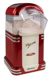 Küchen-Highlights bei comtech, z.B. Ariete 2954 Party Time Popcorn-Maker Retro Design der 50er Jahre rot