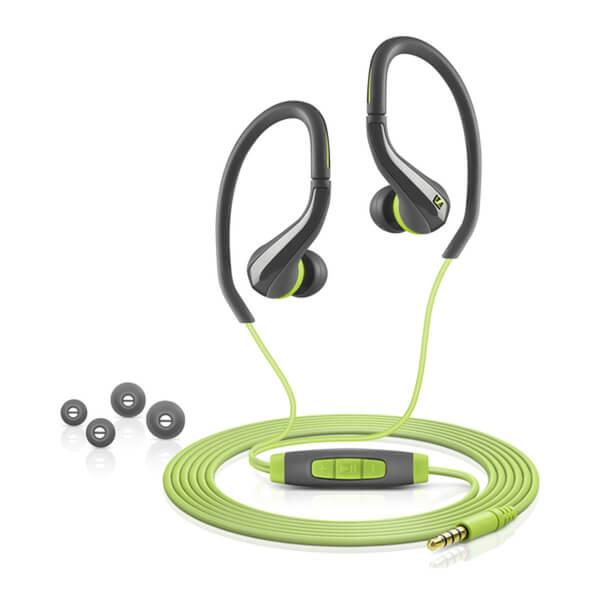Sennheiser OCX 684i Sports  | Wasserdichte In-Ear-Kopfhörer mit Fernbedienung & Mikrofon