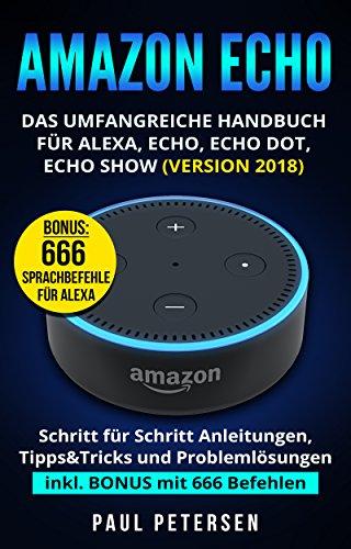[Amazon Kindle] Amazon Echo E-book Gratis + weitere