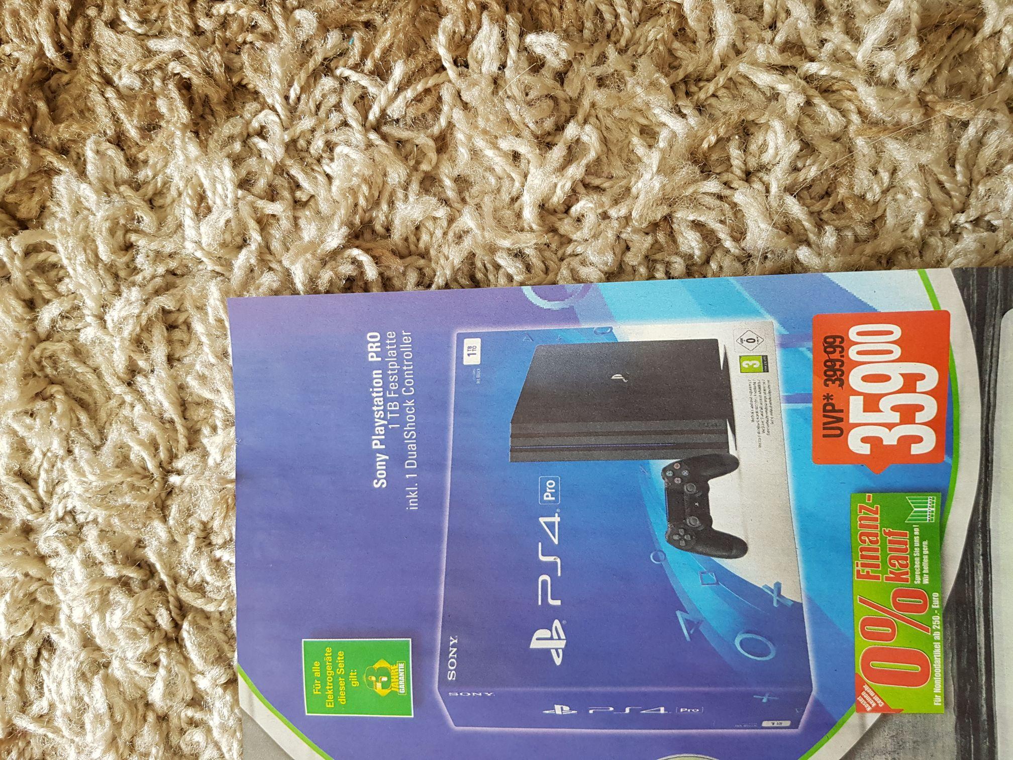 (LOKAL) PS4 Pro Marktkauf Herford