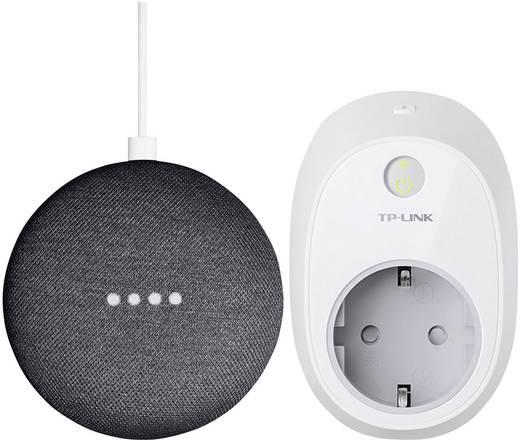 Google Home Mini Karbon + TP-Link HS100 für 59,99€ (Conrad)