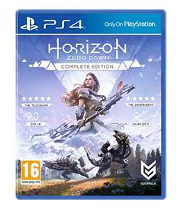 Horizon Zero Dawn™ Complete Edition (PS4) für 33,91€ (Amazon.co.uk)