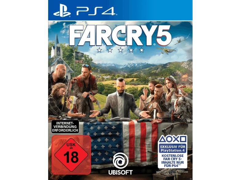 [LOKAL] Media Markt Pirmasens - FAR CRY 5 (PS4) 49,- EUR ab 27.03.