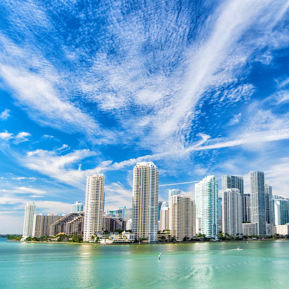 Flüge: Florida [September - Oktober / Dezember] - Hin- und Rückflug von Düsseldorf, Hamburg oder München nach Miami ab nur 387€ inkl. Gepäck