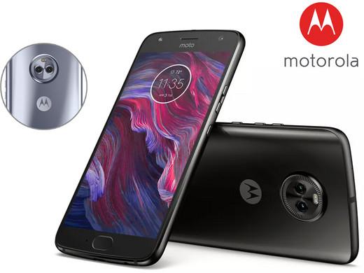 Motorola Moto x4 mit 4GB und 64GB in schwarz
