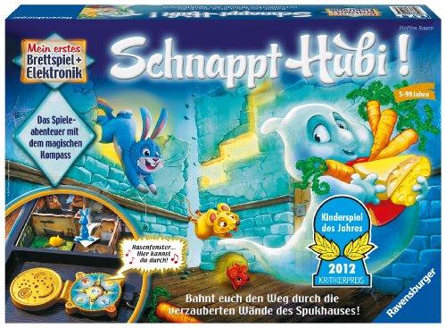Schnappt Hubi! von Ravensburger - Spiel für Kinder ab 5 Jahren - mit Prime