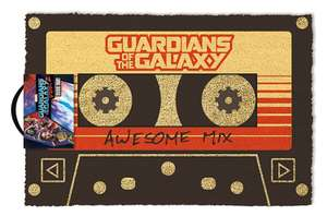 Guardians of the Galaxy 2 - Fussmatte für 11,99€ (GameStop)