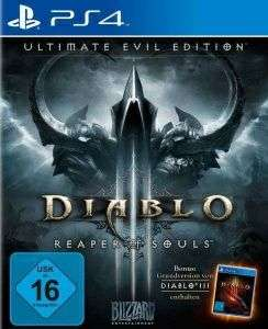 Diablo 3: Reaper of Souls - Ultimate Evil EditionPS4