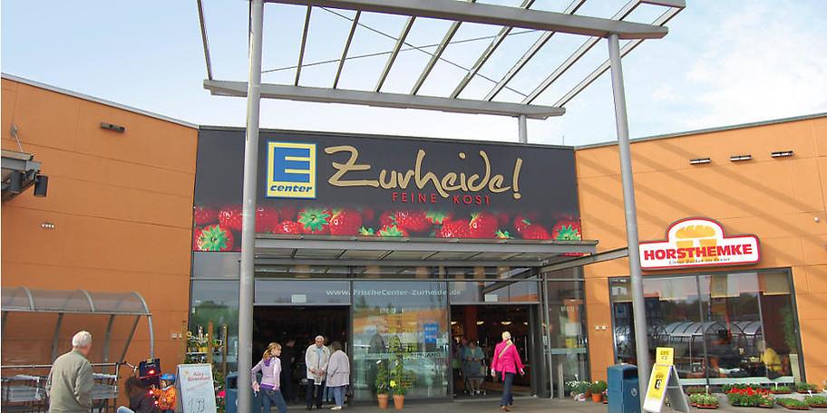 [Lokal Edeka Oberhausen/Gladbeck/Bottrop] Morgen: 50 Euro Edeka Gutschein für 27,50