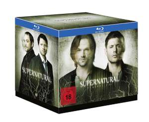 Supernatural: Die kompletten Staffeln 1 - 11 [Blu-ray Amazon Edition]