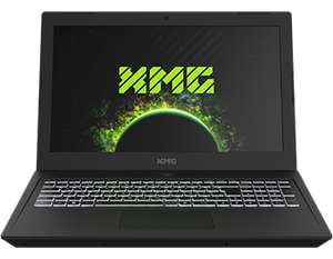 XMG Core 15 Gaming-Notebook [konfigurierbar] (15,6'' FHD IPS matt, i5-7300HQ, 8GB RAM, 250GB SSD 860 Evo, Geforce 1060 / 6GB) für 927€ [Schenker]