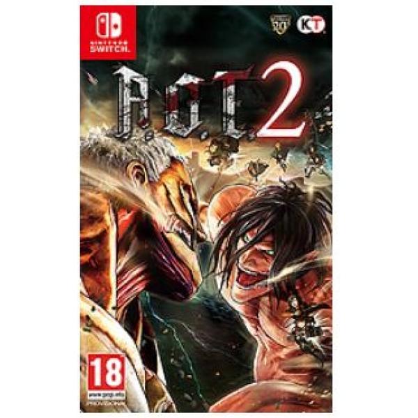 Attack On Titan 2 (Switch) für 44,99€ (Shop4DE)