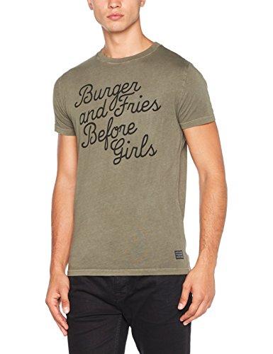 [AMAZON Plusprodukt] Revolution Herren T-Shirt Tee Print verschiedene Größen ab 6,74 €