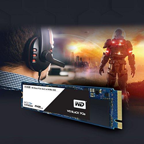 Western Digital Black 512GB SSD M.2 für 151,44€ (Amazon.com)