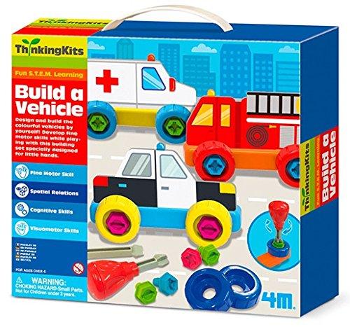 [AMAZON Plusprodukt] 4 m 404694 Bj ein Fahrzeug Thinking Kit