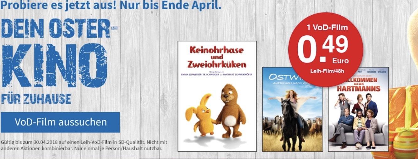 Leihfilm [SD] für nur 0,49 über NP-Filme (Osterkino Aktion)