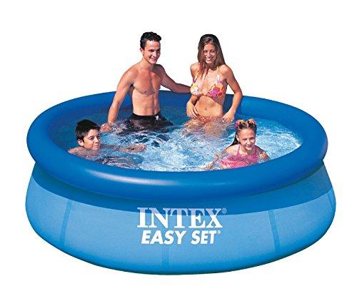 Intex Easy Set Aufstellpool, blau, Ø 244 x 76 cm (Amazon Prime)