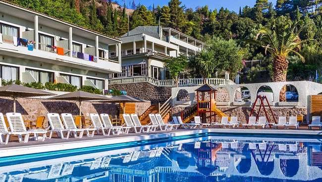 All inklusive griechische Insel für 618€ zu zweit
