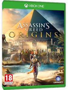 Assasins Creed Origins (XONE) Key