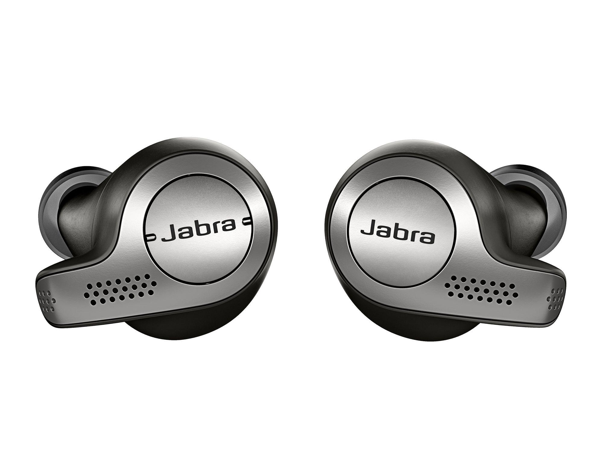 Jabra Elite 65t, In-Ear-Kopfhörer, Bluetooth, schwarz