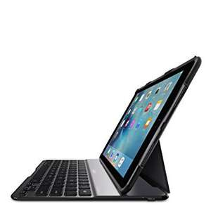 Belkin F5L192DEBLK Bluetooth Tastatur (iPad Pro 9,7 Zoll, iPad Air 2)