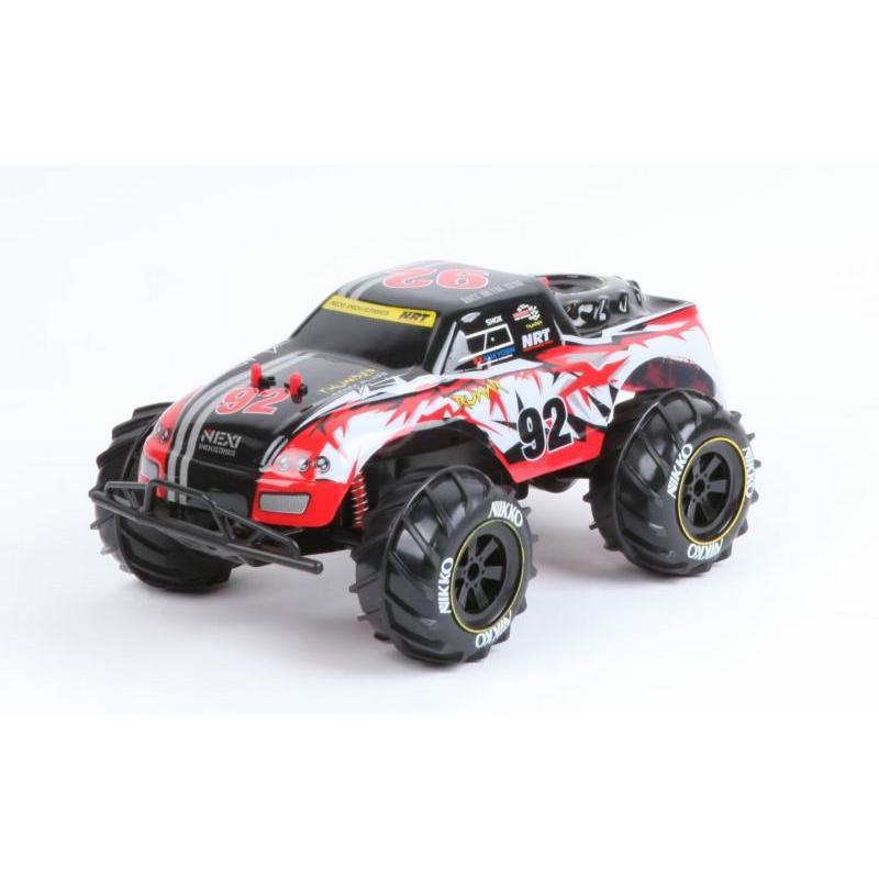 [Avides@Dealclub] Nikko – 900019 A2 – Ferngesteuertes Auto Spielzeugauto Monstertruck mit Akku