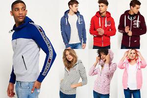 Neue Superdry für Männer & Frauen Kapuzenpullis & Sweatjacken Versch. Modelle & Farben 31,16€ CODE PSPRING18 [@EbayWOW] [@superdry-store]