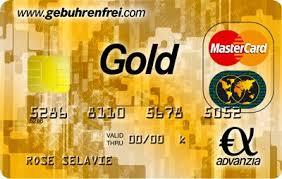 Scondoo: Advanzia Gebührenfrei Kreditkarte mit 30,- Euro Startguthaben
