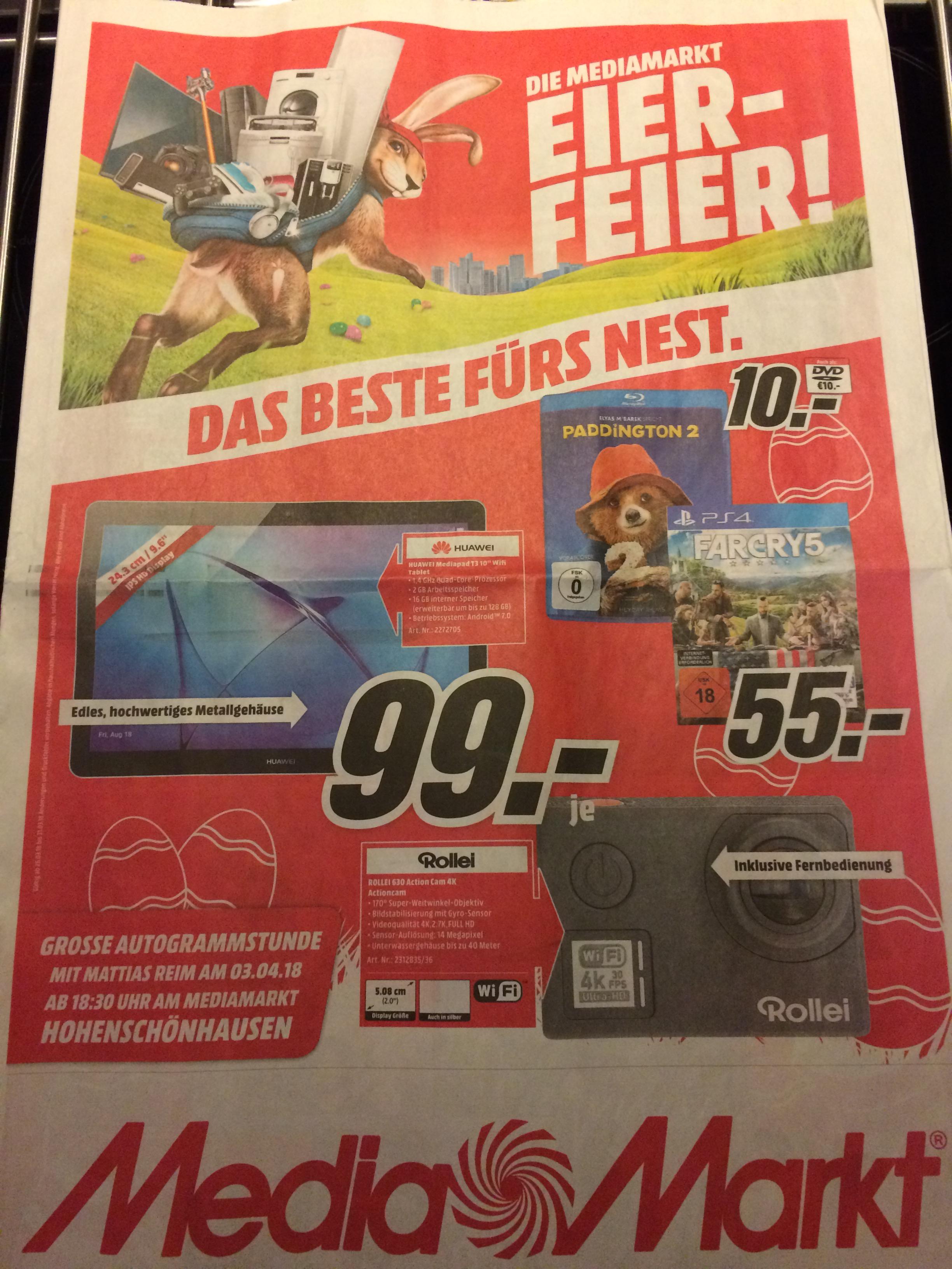 [Lokal] Berlin Media Markt Gaming Zubehör Schnäppchen