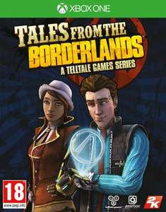 Tales from the Borderlands: A Telltale Games Series Xbox One