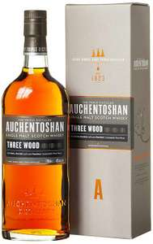 Auchentoshen Three Wood Single Malt Whisky