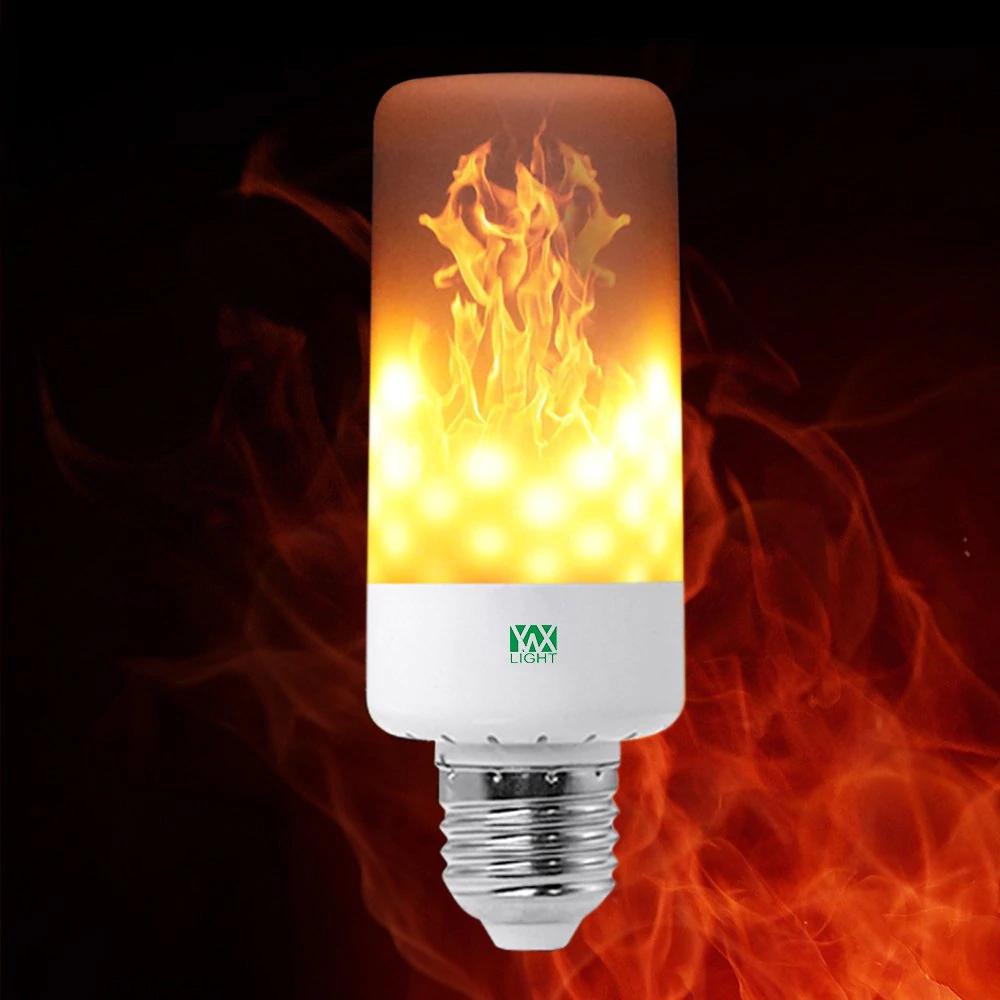Dresslily.com YWXLight LED-Glühlampe Leaping flackernde Flamme E26 AC 85 - 265V 5,08 Euro