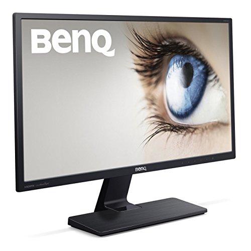 [amazon] BenQ GW2470HL 23,8 Zoll Full HD LED Monitor (VA Panel, D-Sub, 2x HDMI, 4ms, 8 bit, Low Blue Light Plus, 60 Hz, Slim Bezel) schwarz