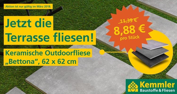 Outdoorfliese / Terrassenplatte