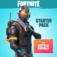 [XBOX, PC, PS4] Fortnite Start Paket - 600 Vbucks + Skin