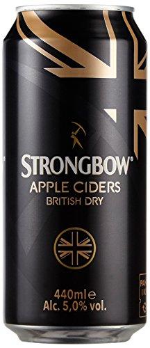 Amazon Tagesangebot Strongbow British Dry Cider 24 x 0,44 l nur 21,99