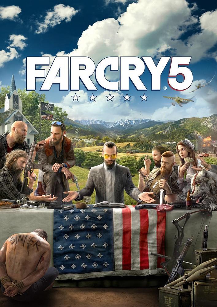 FARCRY 5 - [Release ist HEUTE] - CD Key für UPLAY [SCDKEY]
