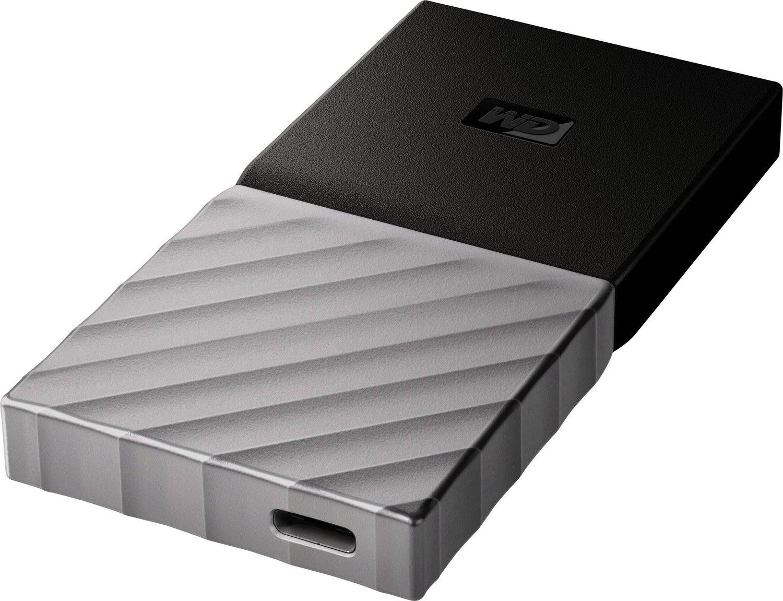 WD 256GB My Passport USB 3.1 / USB C externe SSD auch 512GB und 1TB