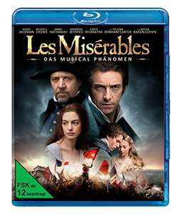 Les Miserables (Blu-ray) für 6,99€ (Amazon Prime & Dodax)