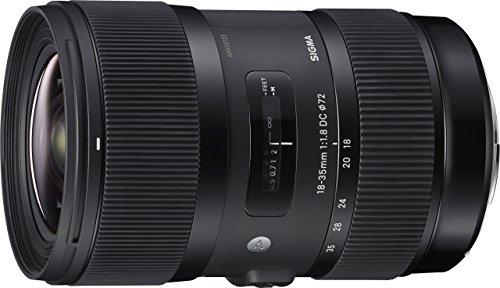 Amazon DE - Sigma 18-35/F1.8 Objektiv (Tagesangebot für Canon und Nikon)