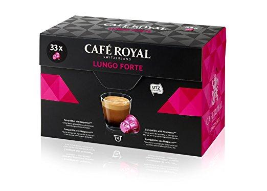 Cafè Royal 33 Kapseln Packungen bei Amazon