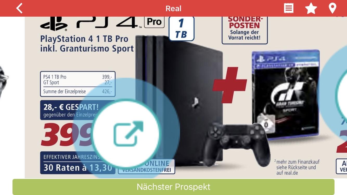 PS4 PRO mit GT Sport